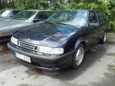 begagnad Saab 9000 Turbo CSE -98