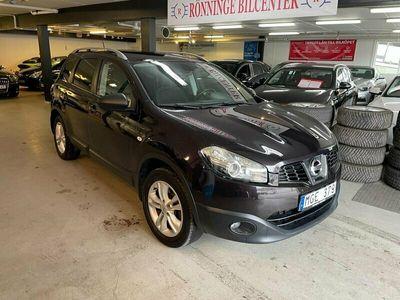 begagnad Nissan Qashqai +2 Qashqai 2 Qashqai 2 1.6 dCi 4x4 7-sits panorama 2012, SUV Pris 79 900 kr
