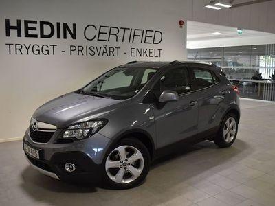 begagnad Opel Mokka Komfortpaket Plus