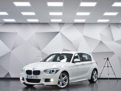begagnad BMW 116 i M Sport Euro 6 136hk / Nybes