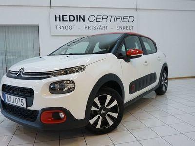 used Citroën C3 1,2 Feel Euro 6 *Hedin Bil Spånga*