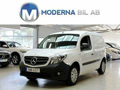 begagnad Mercedes Citan 109 CDI EURO 6 3-SITS BT 90HK