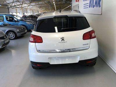 begagnad Peugeot 4008 ALLURE e-HDi 115 4WD Business Edition