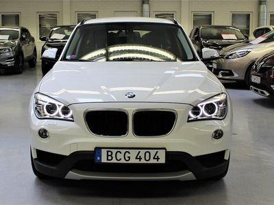 usado BMW X1 xDrive18d Steptronic 143hk