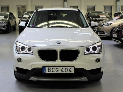 brugt BMW X1 xDrive18d Steptronic 143hk