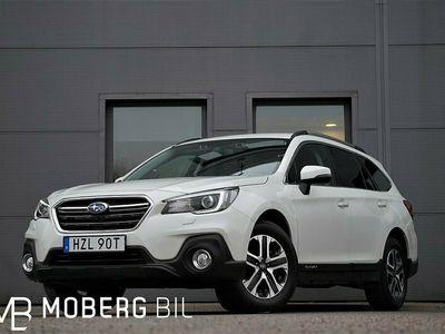 begagnad Subaru Outback 2.5 AWD Active Backkamera Carplay 2020, Kombi Pris 279 900 kr