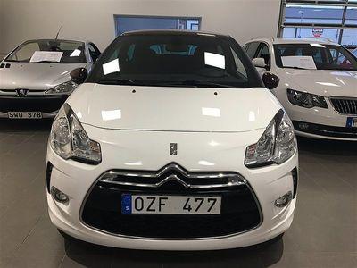begagnad Citroën DS3 e-HDI 110hk DSport