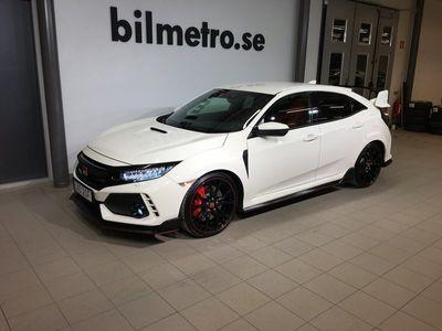 "begagnad Honda Civic Type R GT 320hk 18"" Vinterhjul"