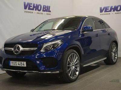 begagnad Mercedes GLE350 4MATIC Coupé AMG Värma