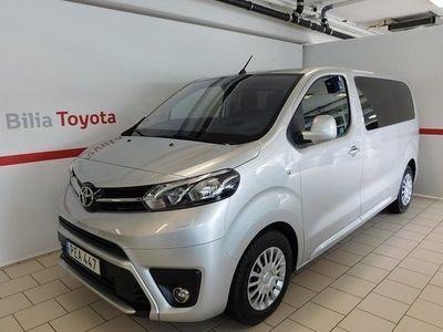 begagnad Toyota Verso Proace VERSOSHUTTLE 9 sits 2017, Minibuss 274 900 kr
