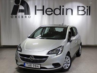 begagnad Opel Corsa Enjoy Plus 1,4 90hk Automat