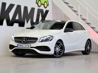 begagnad Mercedes A200 CDi | 4Matic | AMG | Panorama