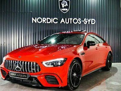 begagnad Mercedes AMG GT Benz 43 4-door Coupé 4MATIC Euro 6 2019, Sportkupé Pris 949 900 kr