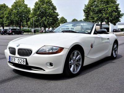 gebraucht BMW Z4 3.0i 231hk