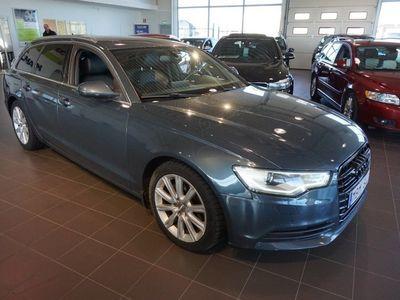 begagnad Audi A6 3.0 TDI Q Sport Drag (204hk)