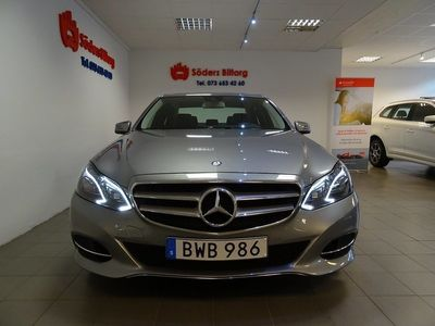 begagnad Mercedes E200 Auto 3300Mil E/6 BUSINESS