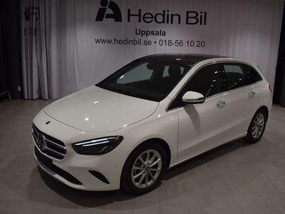 begagnad Mercedes B200 /Progressive /Panoramataklucka / Advantagepaket