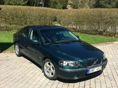 begagnad Volvo S60 2,4