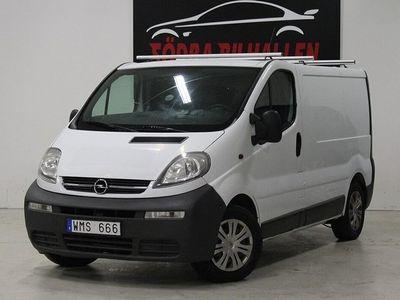 begagnad Opel Vivaro Van 1.9 DTI 101hk