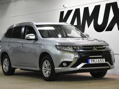 begagnad Mitsubishi Outlander P-HEV 2.0 Hybrid HEMLEVERANS | 4WD | Drag |
