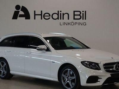 begagnad Mercedes E300 KOMBI AMG-LINE MULTIBEAM APPLE-CARPLAY DEMO