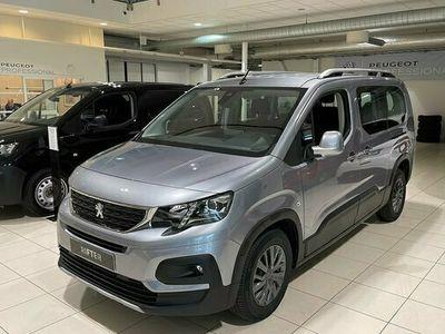 begagnad Peugeot Rifter Allure 1.5 BlueHDi 7-sits OMG Lev 2020, Personbil Pris 289 900 kr
