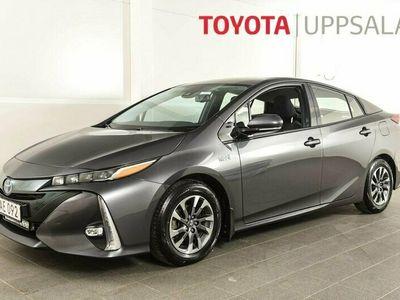 begagnad Toyota Prius Plug-in Hybrid 1.8 Plug-in Hybrid Active Navi Head-Up V-hjul