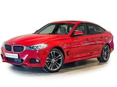 begagnad BMW 320 Gran Turismo d Aut xDrive GT M-Sport/Lounge/Nav/19