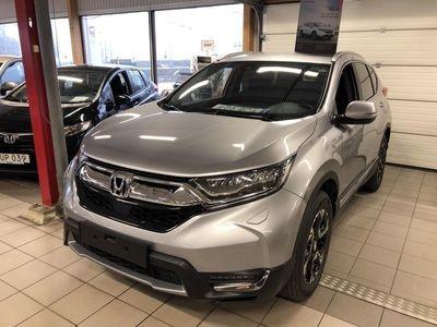 begagnad Honda CR-V 1,5T Lifestyle 7 Sitts 4wd 5års service