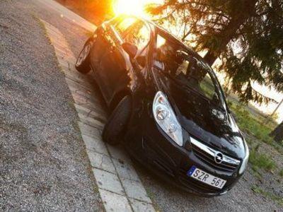 begagnad Opel Corsa 1.2 aut nybes+nyskatt -11