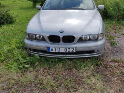 begagnad BMW 525 avställd -02