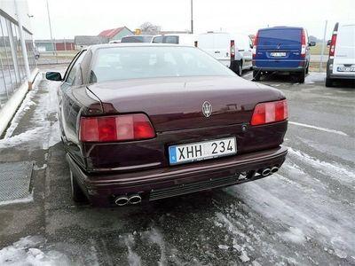 begagnad Maserati Quattroporte Aut 2.8 L Turbo V6 1996, Sedan 109 000 kr