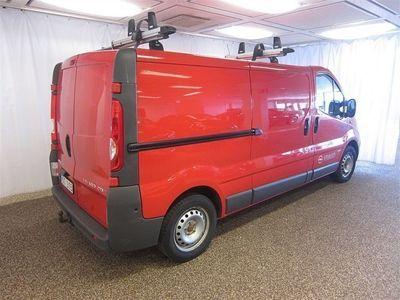 begagnad Opel Vivaro 2,0cdt 114hk L2H1 -12