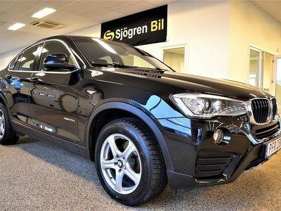 begagnad BMW X4 xDRIVE 20d 3300MIL AUTOMAT Euro 6 190h -16