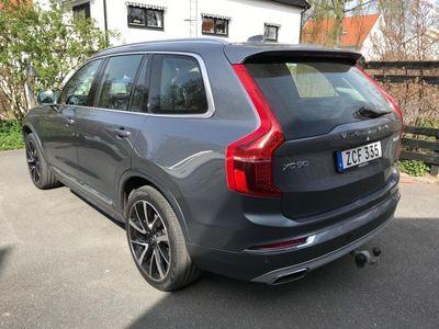begagnad Volvo XC90 D4 AWD Inscription 7-sits,drag,VOC