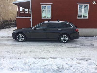 begagnad BMW 520 d X-drive -14