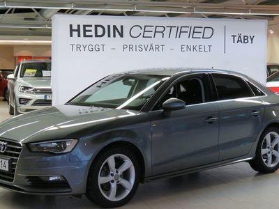 gebraucht Audi A3 Sedan Sport 2.0 TDI 150hk