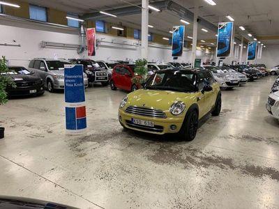 begagnad Mini Cooper D UKL-L