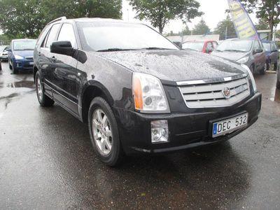 begagnad Cadillac SRX 3.6 V6 Automat 258HK/0%RÄNTA