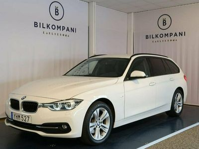 begagnad BMW 320 D XDRIVE TOURING Drag 2017, Kombi 224 900 kr