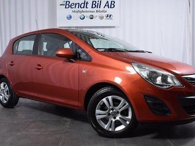 begagnad Opel Corsa 1.2 / Navigation / 1 ägare/0.95% RÄNTA