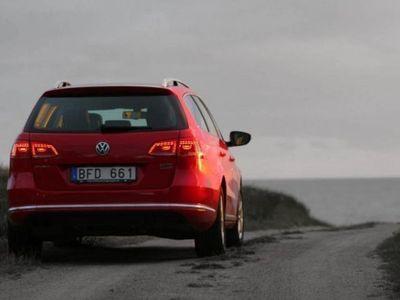 begagnad VW Passat 2,0 TDI 140Hk 4-Motion -13