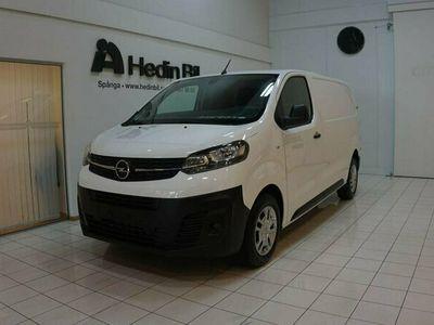 begagnad Opel Vivaro dealer