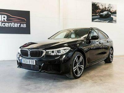 begagnad BMW 630 d xDrive Gran Turismo Steptronic M Sport Euro 6 265hk