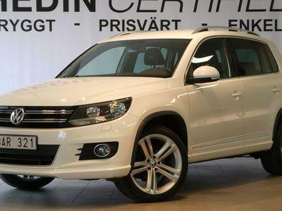 begagnad VW Tiguan 1.4 TSI 4M R-line M-värmare