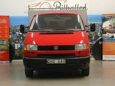 begagnad VW Transporter Chassi 2.4 D 78hk