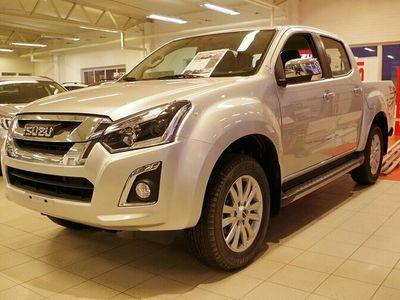 begagnad Isuzu D-Max Crew Cab 1.9 4WD Expert Automat Euro 6 163hk