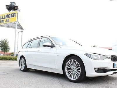 begagnad BMW 330 d A Touring Luxury-Line 2013, Kombi 268 000 kr