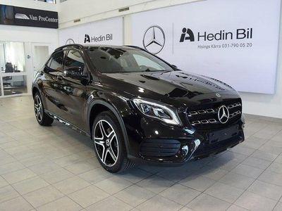 begagnad Mercedes GLA250 4-MATIC