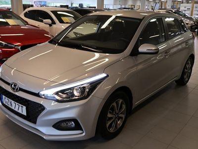 begagnad Hyundai i20 1.25 84hk 5D Summer Edition